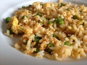Japanese Hibachi style rice