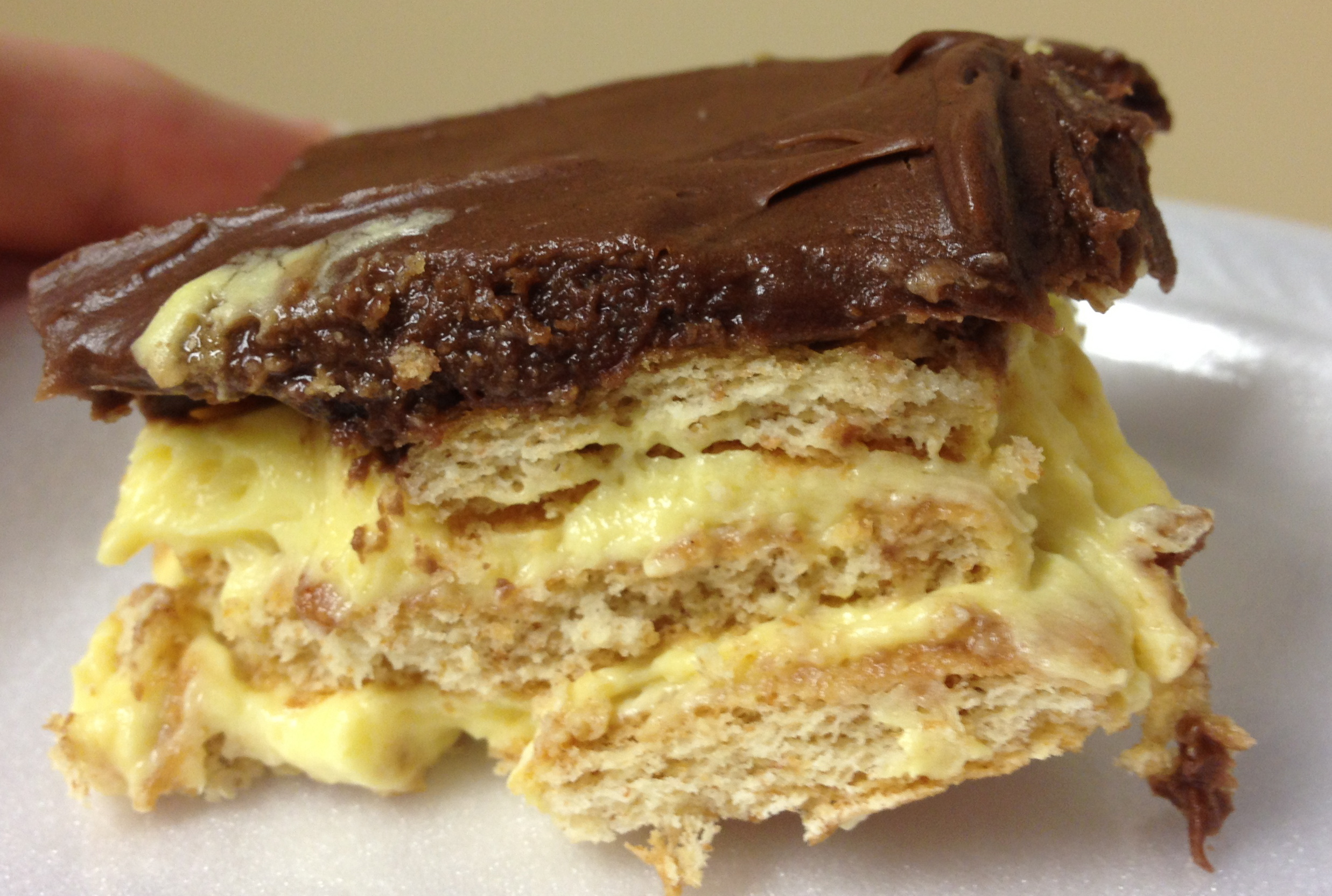 French eclair cake recipe - Best cake recipes