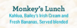 Monkey's Lunch Turtle Bay