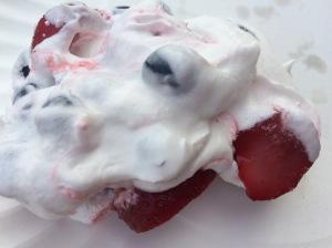 Patriotic dairy Free dessert